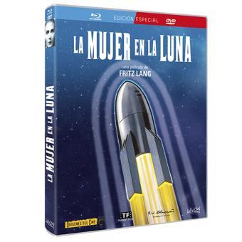 La mujer en la luna - Blu-Ray + DVD