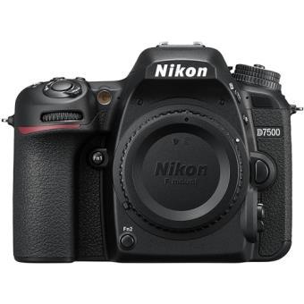 Cámara Réflex Nikon D7500 Body