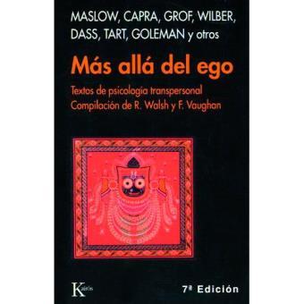 Mas allá del ego: textos de psicología transpersonal