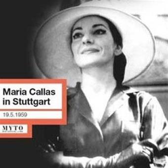 Callas In Stuttgart 1959