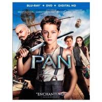 Pan - Viaje a Nunca Jamás - UHD + Blu-Ray