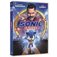 Sonic. La película - DVD