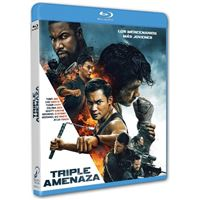 Triple Threat - Blu-Ray
