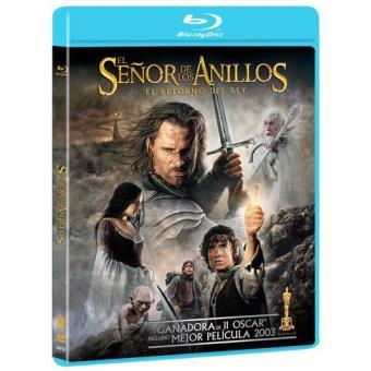 El Señor de los Anillos: El retorno del Rey - Blu-Ray
