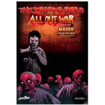 The Walking Dead: All Out War. Booster de Maggie, defensora de la prisión