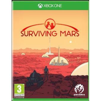 Surviving Mars Xbox One