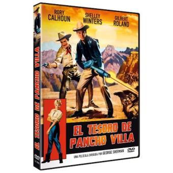 El Tesoro de Pancho Villa - DVD