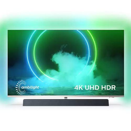 Tv led 55'' philips 55pus9435 4k uhd hdr smart tv