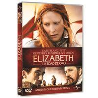 Elizabeth: La edad de oro - DVD