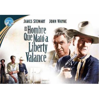 El hombre que mató a Liberty Valance - DVD Ed Horizontal