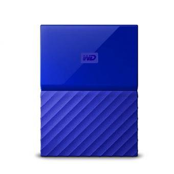 Disco Duro Portátil WD My Passport USB 3.0  2.5 2TB Azul