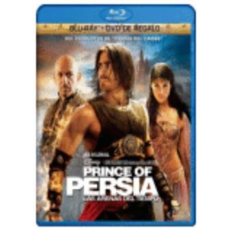 Prince Of Persia: Las arenas del tiempo - Blu-Ray