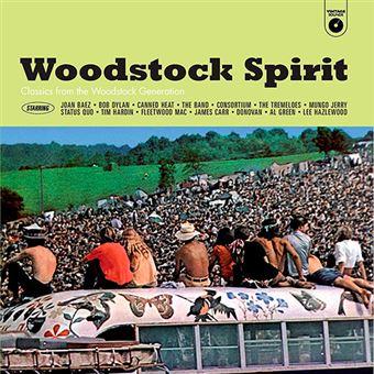 Woodstock Spirit - Vinilo