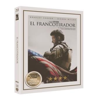 El francotirador - Blu-Ray