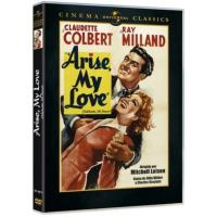 Arise, My Love (Adelante, mi amor) - DVD
