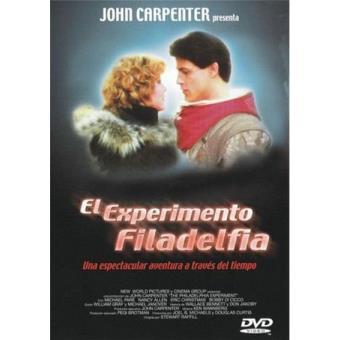 El experimento Filadelfia - DVD