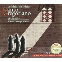 Lo mejor del mejor Canto Gregoriano  - 2 CD