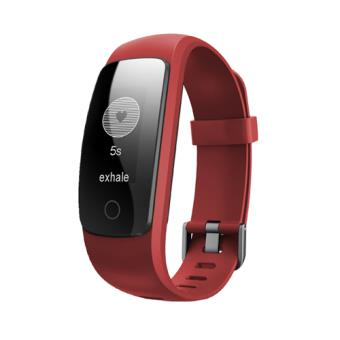 Smartband Sunstech FitLife Pro Rojo