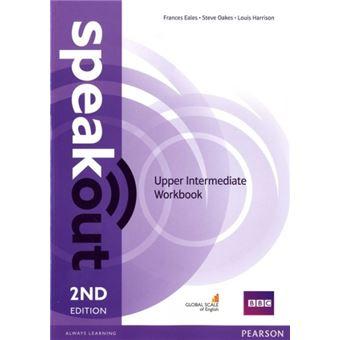 Speakout Upper Intermediate 2nd Edition Workbook without Key
