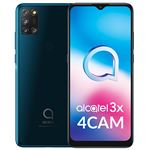 Alcatel 3X 6,52'' 64GB Verde
