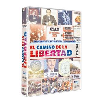 Pack El camino de la libertad - DVD