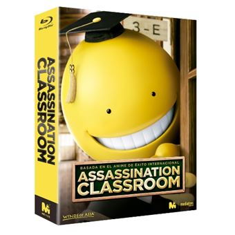 Assassination Classroom: La Saga Completa - Blu-ray