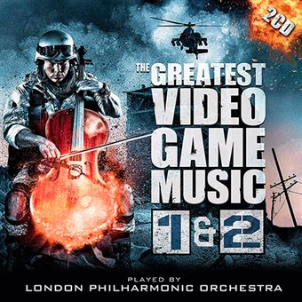 The Greatest Video Games Music 1 & 2 - 2 CD