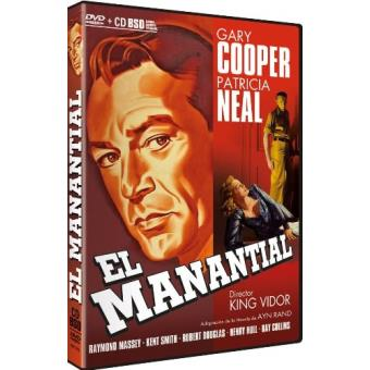 El manantial + B.S.O. - DVD