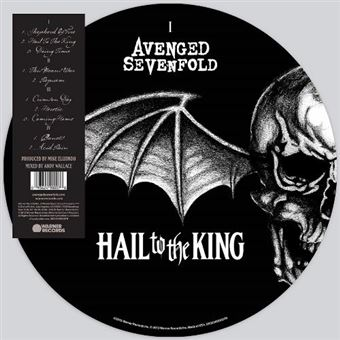 Hail To The King - Picture Disc 2 Vinilos