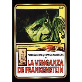 La venganza de Frankenstein - DVD