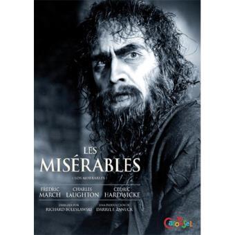 Los miserables V.O.S. + Libreto - DVD