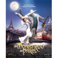 Un monstruo en París - Blu-Ray