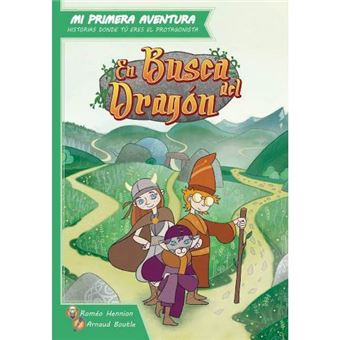 Mi primera aventura: En busca del dragón - Librojuego