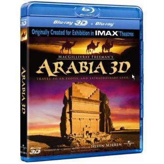 Arabia - Blu-Ray + 3D