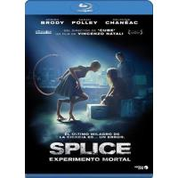 Splice: Experimento mortal - Blu-Ray