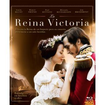 La Reina Victoria - Blu-Ray