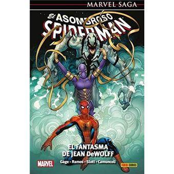 El Asombroso Spiderman 33. El Fantasma de Jean Dewolf
