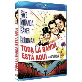 Toda la banda está aquí - Blu-Ray