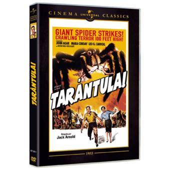 Tarántula - DVD