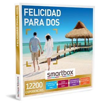 Caja regalo Smartbox Felicidad para dos