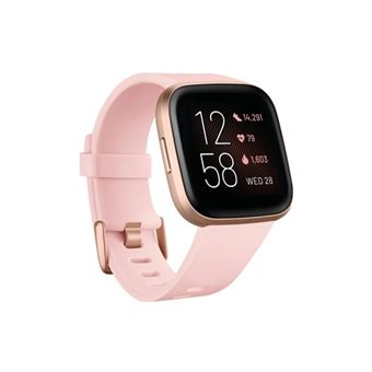Smartwatch Fitbit Versa 2 Copper Rosa