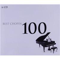 100 Best Chopin - 6 CDs
