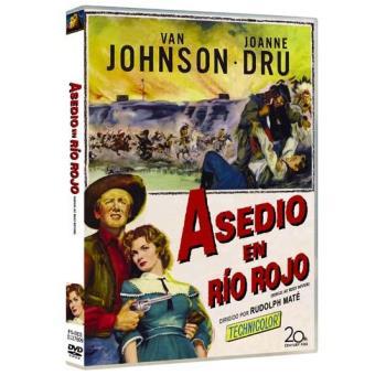 Asedio en Río Rojo - DVD
