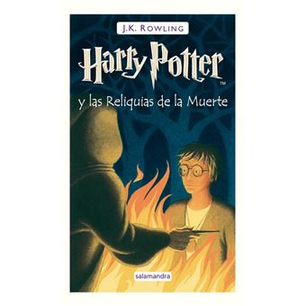 Harry PotterHarry Potter y las reliquias de la muerte