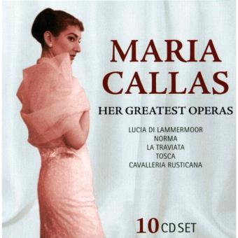 Her Greatest Operas