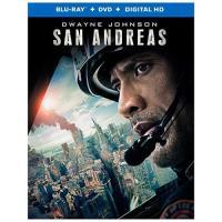San Andrés - UHD + Blu-Ray