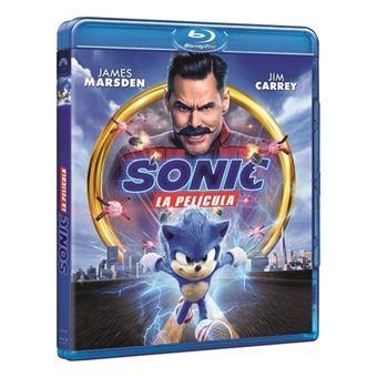Sonic. La película - Blu-ray