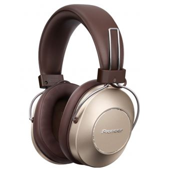Auriculares Noise Cancelling Pioneer SE-MS9BN-G Oro