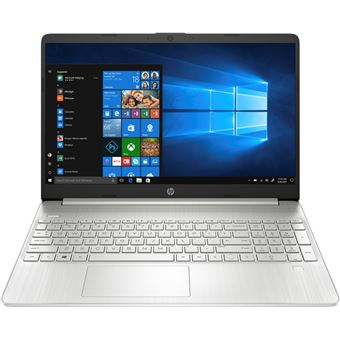 Portátil HP Notebook 15s-fq1161ns 15,6'' Plata