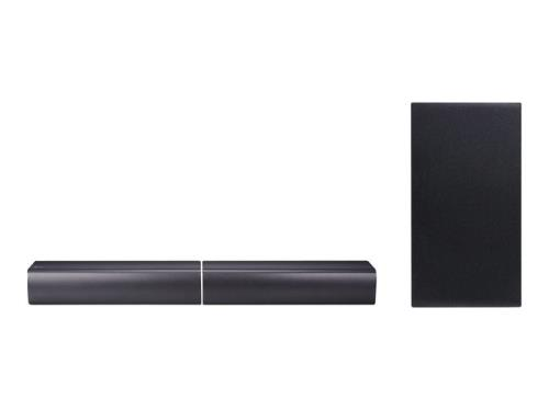 Barra de sonido Bluetooth LG SJ7 Negro